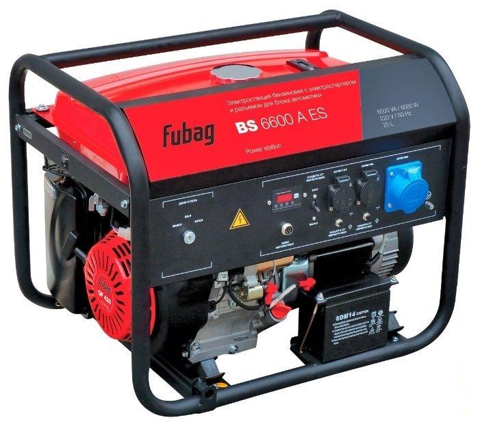 Схема fubag bs 6600 932